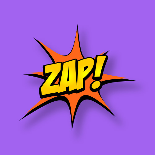 ZAP! Comic Graphic