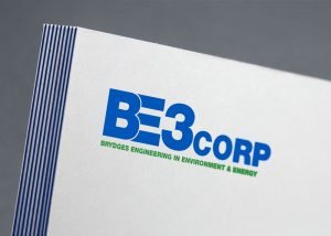 BE3 Logo design by Abbey Mecca